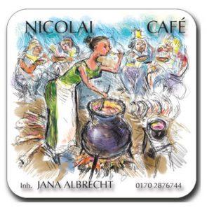 NICOLAI Cafe Stralsund VS