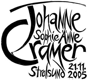 geb. Anne Cramer
